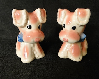 Pink Planter Puppies by GrantCrest