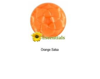 1/2 Ounce Orange Salsa Mica