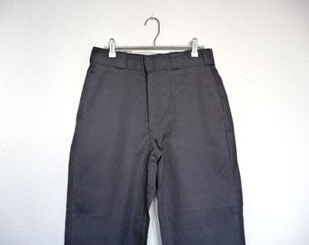 Vintage Men Dickies Pants. Classic Dickies pants.