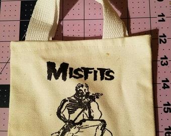 Misfits mini tote