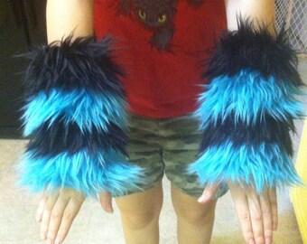 Arm warmers ( custom made )