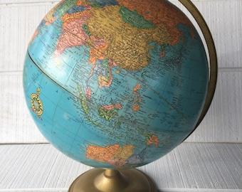 World globe etsy sciox Choice Image