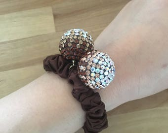 Big Pave accent hair accessories