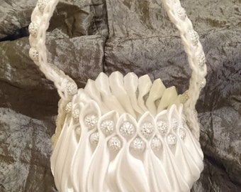 Flowergirl bag/Childs communion bag
