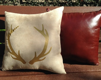 Set of Chic Ranch Pillows