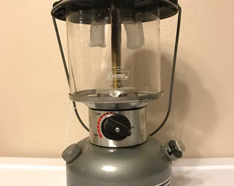 Powerhouse Double Mantle Coleman Lantern Model 295 yr.1993