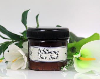 Whitening mask for all skin types, whitening mask, all skin types mask, smoothing face mask, rejuvenating face mask