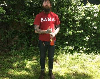 Vintage Bama Shirt Mens