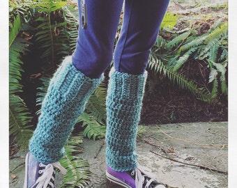 Handcrafted Tween Leg Warmers - Made in Canada