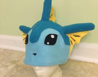 Vaporeon Pokemon Hat