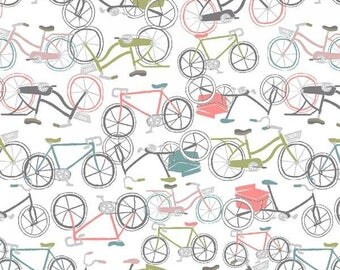 Bicycles - By Rae Ritchie for Dear Stella