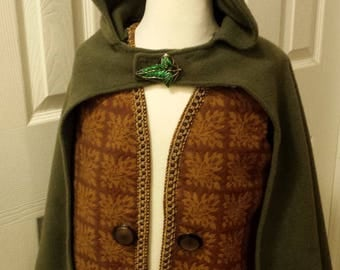 CHILD LARGE 6-7 Made-to-Order Cloak