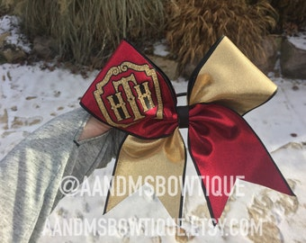 Tower of Terror Cheer Bow