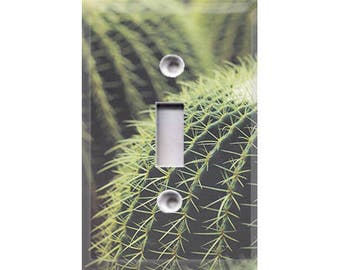 Fiesta Collection - Cactus Light Switch Cover