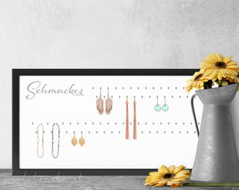 Jewelry frame jewellery | Bracelets chains | Jewelry storage, jewelry stand, jewelry organizer, jewelry holder, jewelry holder, display