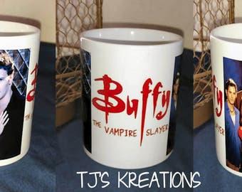 Buffy The vampire slayer Mug ( Angel team)