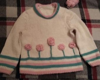 Baby jacket, baby shower gift