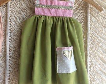 12m Lulu Dress ready to ship