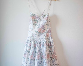 50 % OFF Easter Dress || Vintage Floral || Boho Spring