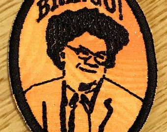 Dr. Steve Brule BRINGO Patch - Check it out! - For Your Health - Brule's Rules