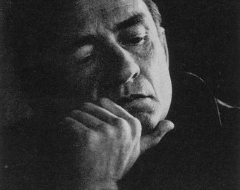 Johnny Cash, 1969, Photograph