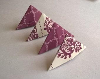4 Corner Bookmarks