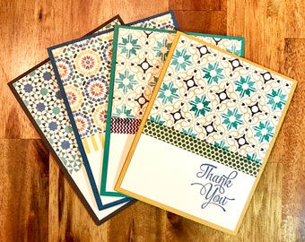 Assorted Thank You Cards - FREE SHIPPING!