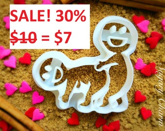 Valentine's day cookies ('The Fan' cookie cutter), Love cookies, Kama Sutra Cookies, Sexy cookie cutter, Sexy cookies, #3