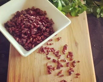 Dried Pomegranate Seeds, loose herbs herbal supplies Anardana Altar space Pagan Wicca Hoodoo, Voodoo, Palo, Conjure