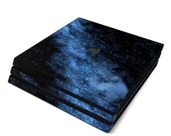 Sony PS4 Pro Skin Kit - Milky Way - Sticker Decal Wrap