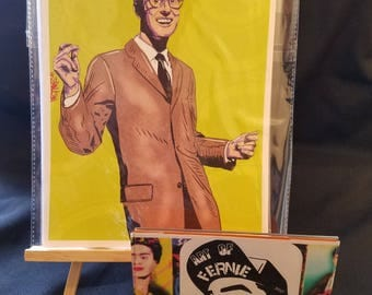 Buddy Holly 5x7 art print