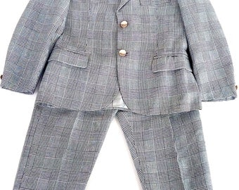 Suit child vintage  (5 -6 years old) made in italy, 1960