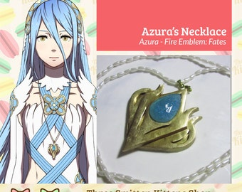 Fire Emblem Fates Azura's Necklace