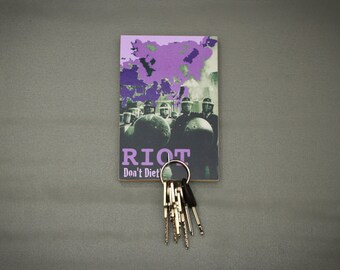 Key board - riot, there diet