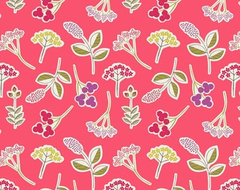 Lewis & Irene 'DISCOUNTED Clearance Price' Arboretum A028-1 Florals Patchwork Quilting Fabric