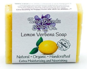 Lemon Verbena Soap Bar