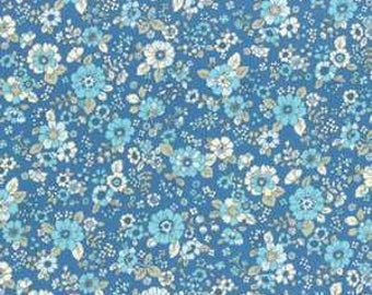 Lecien - Memoire a Paris 2017 Lawn - 4074070 - 1/2 yard