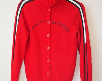 40% off * Tommy Hilfiger sweater/cardigan-90's P6