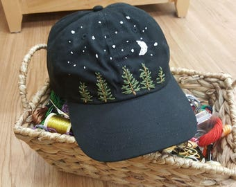 Starry Night Hat