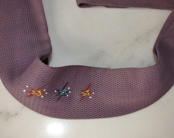 Vintage Necktie Wembley Necktie Flat BottomTie