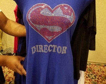Super Director- OSFA Tunic-Closeout