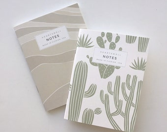 Desert Pocket Notebook Set