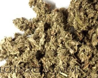 MUGWORT - ARTEMISIA VULGARIS Dried Cut Herbs Organic Natural Wiccan