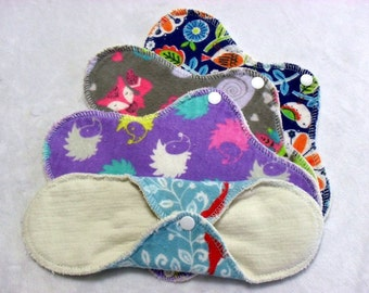 Everyday Breathable pantyliners- Flannel & Bamboo, Pamperedshop