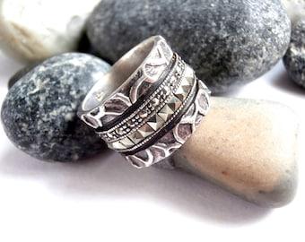 Marcasite ring Etsy