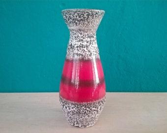 Scheurich vase ... fat lava ... 522-20