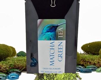 Matcha Green & White Tea Powder 1 oz. (28g)
