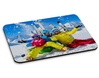 Personalised Rectangular PC Computer Mouse Mat Pad