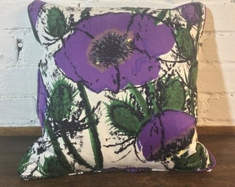 One-off 1950's Scatter Cushion
