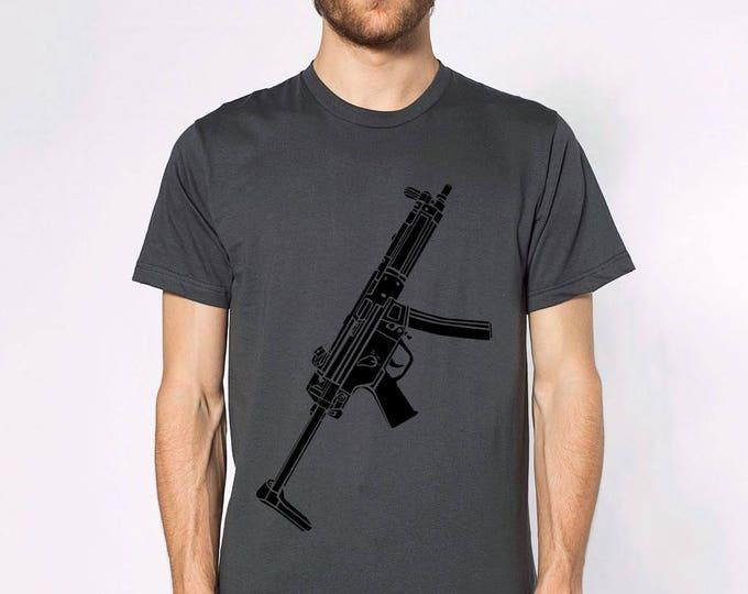 KillerBeeMoto: Limited Release HK MP5 Short or Long Sleeve T-Shirt